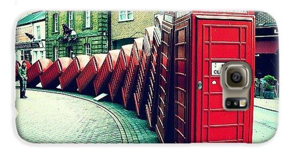 #photooftheday #london #british Samsung Galaxy Case by Ozan Goren