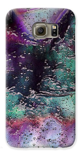 Textures Of The Heart Samsung Galaxy Case by Linda Sannuti