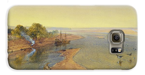 The Ganges Galaxy S6 Case by William Crimea Simpson