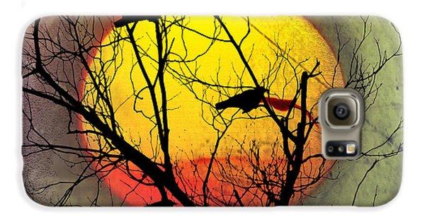 Three Blackbirds Galaxy S6 Case by Bill Cannon