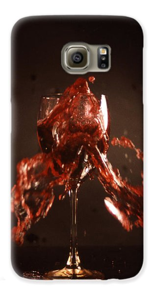 Too Much Wine Galaxy Case by Skip Willits