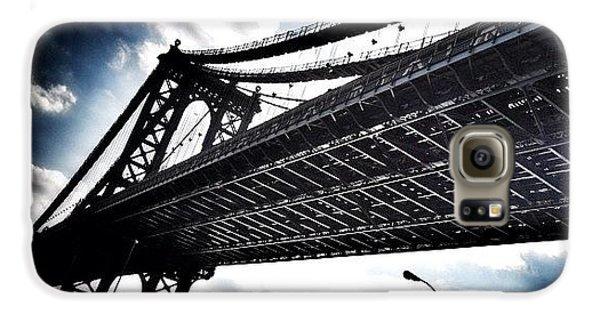 Under The Bridge Samsung Galaxy Case by Christopher Leon