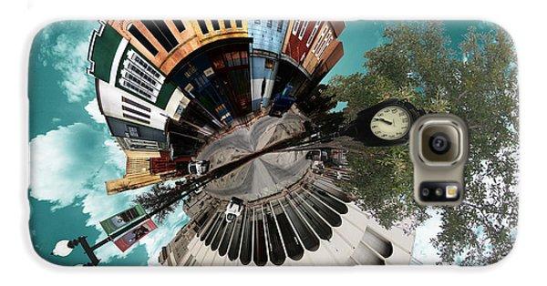 Wee Downtown Bryan Samsung Galaxy Case by Nikki Marie Smith