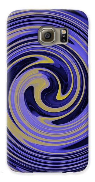 You Are Like A Hurricane Galaxy S6 Case by Bill Cannon