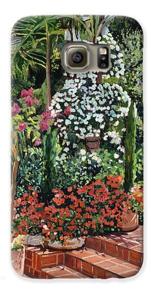 A Garden Approach Galaxy S6 Case by David Lloyd Glover