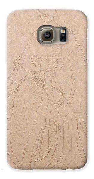 Adele Bloch Bauer Galaxy S6 Case by Gustav Klimt