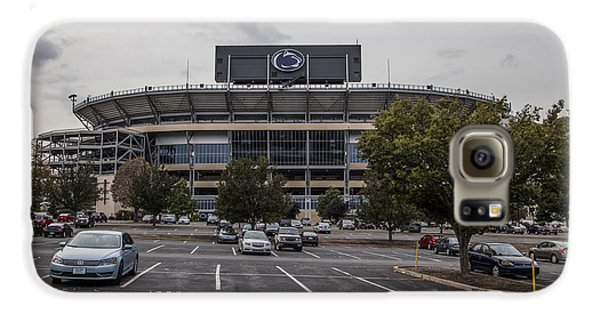 Beaver Stadium Penn State  Galaxy S6 Case by John McGraw