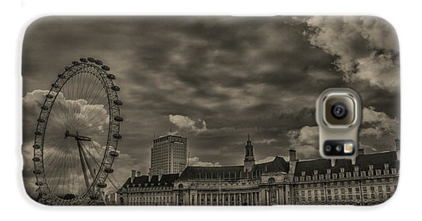 London Eye Galaxy S6 Case by Martin Newman
