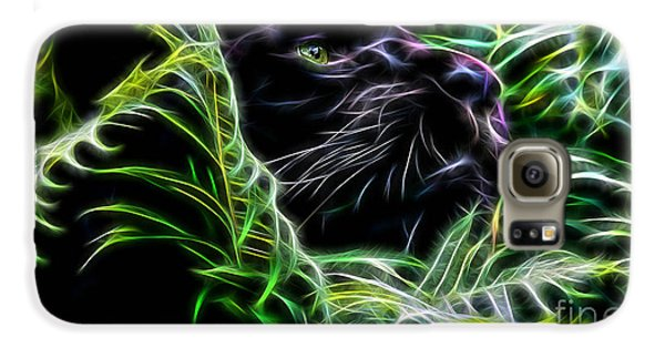 Panther Collection Galaxy S6 Case by Marvin Blaine
