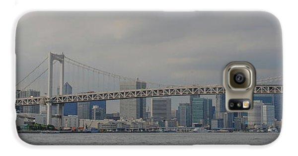 Rainbow Bridge Galaxy S6 Case by Megan Martens