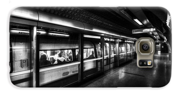 The Underground System Galaxy S6 Case by David Pyatt