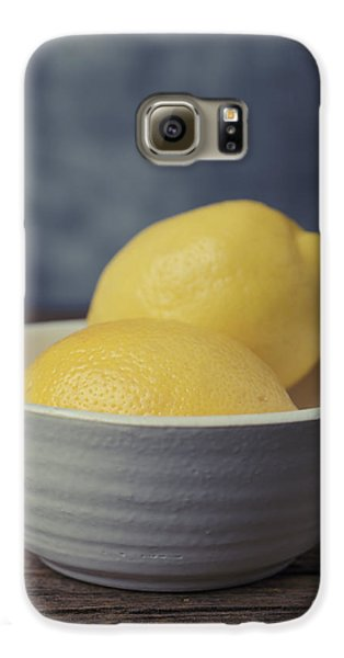 When Life Gives You Lemons Galaxy S6 Case by Edward Fielding
