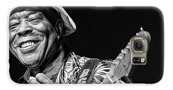 Buddy Guy Collection Galaxy S6 Case by Marvin Blaine