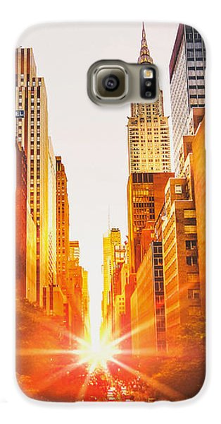 New York City Galaxy S6 Case by Vivienne Gucwa