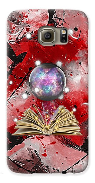 Magic Collection Galaxy S6 Case by Marvin Blaine