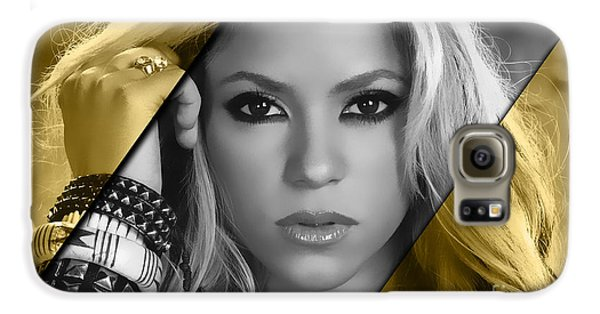 Shakira Collection Galaxy S6 Case by Marvin Blaine