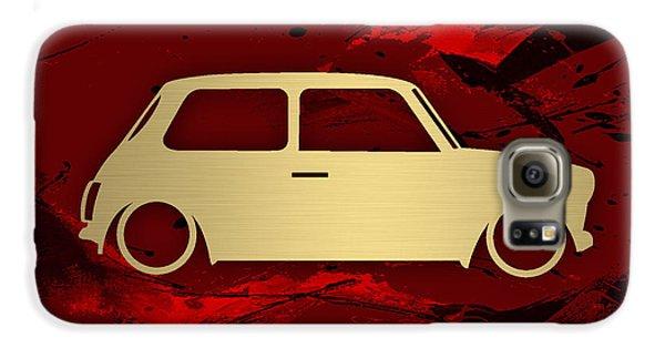 Austin Mini Cooper Galaxy S6 Case by Marvin Blaine