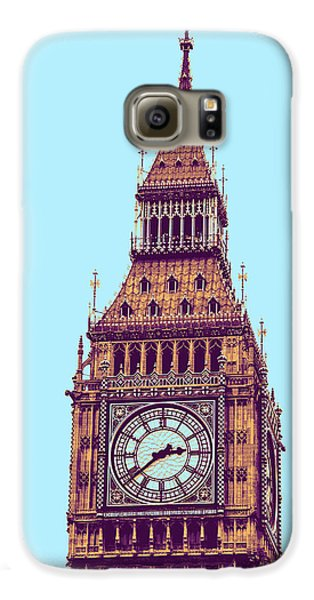 Big Ben Tower, London  Galaxy S6 Case by Asar Studios