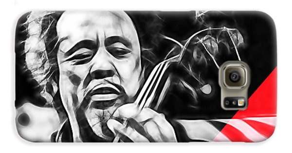 Charles Mingus Collection Galaxy S6 Case by Marvin Blaine