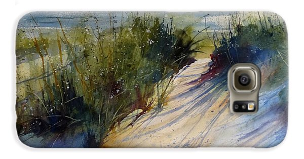 Lake Michigan Galaxy S6 Case by Sandra Strohschein