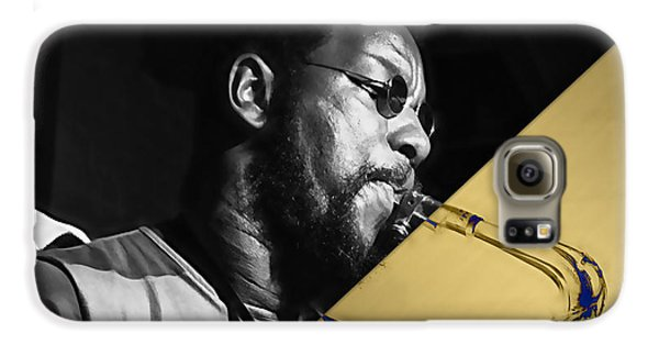 Ornette Coleman Collection Galaxy S6 Case by Marvin Blaine
