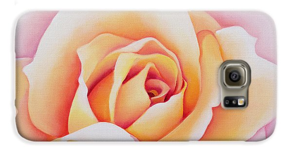 The Rose Galaxy S6 Case by Myung-Bo Sim