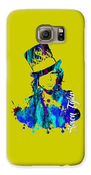 Steven Tyler Collection Galaxy S6 Case by Marvin Blaine