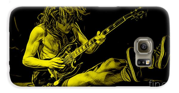 Acdc Collection Galaxy S6 Case by Marvin Blaine