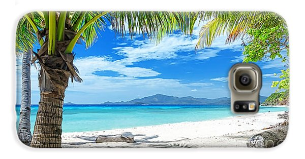Beach Collection Galaxy S6 Case by Marvin Blaine
