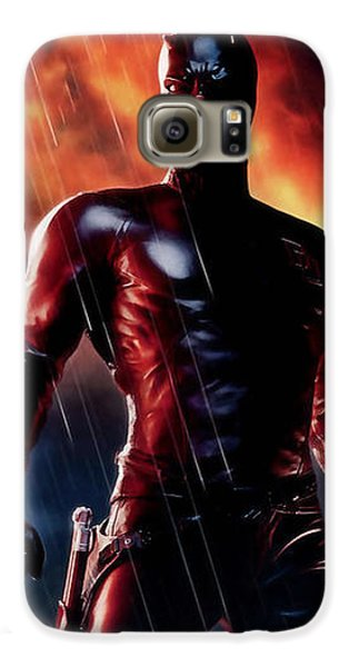 Daredevil Collection Galaxy S6 Case by Marvin Blaine