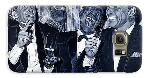 The Rat Pack Collection Galaxy S6 Case by Marvin Blaine