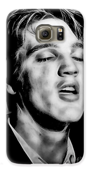 Elvis Presley Collection Galaxy S6 Case by Marvin Blaine