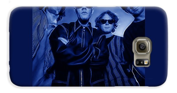 R.e.m. Collection Galaxy S6 Case by Marvin Blaine