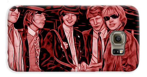 The Yardbirds Collection Galaxy S6 Case by Marvin Blaine