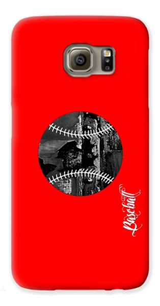 Baseball Collection Galaxy S6 Case by Marvin Blaine