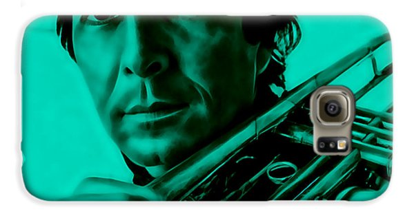 Herb Alpert Collection Galaxy S6 Case by Marvin Blaine
