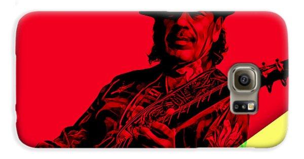 Santana Collection Galaxy S6 Case by Marvin Blaine