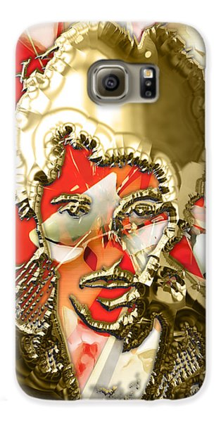 Bruce Springsteen Collection Galaxy S6 Case by Marvin Blaine
