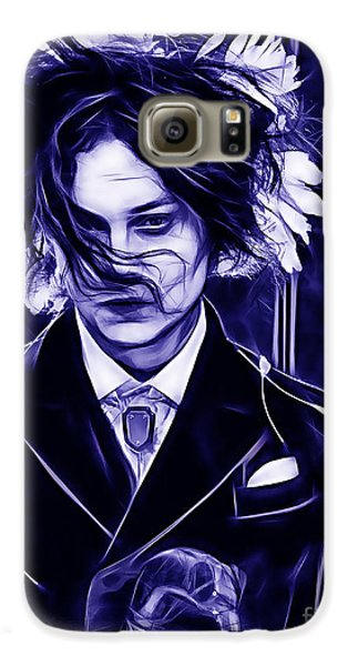 Jack White Collection Galaxy S6 Case by Marvin Blaine