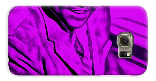 Fats Domino Collection Galaxy S6 Case by Marvin Blaine
