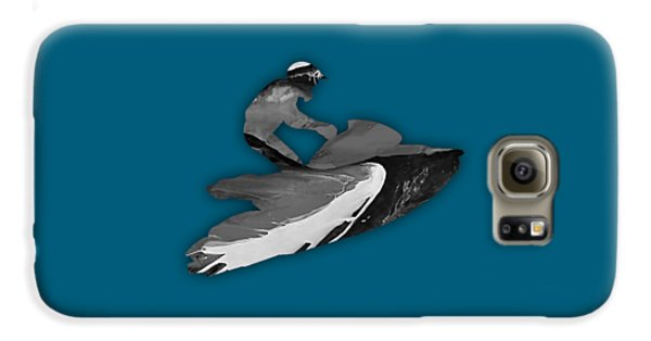 Jet Ski Collection Galaxy S6 Case by Marvin Blaine