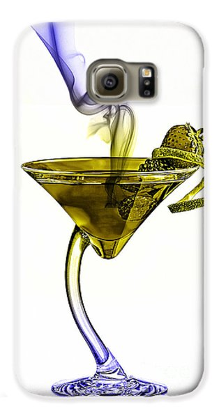Cocktails Collection Galaxy S6 Case by Marvin Blaine