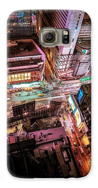 New York City Galaxy S6 Case by Vivienne Gucwa