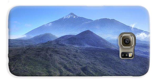 Tenerife - Mount Teide Galaxy S6 Case by Joana Kruse
