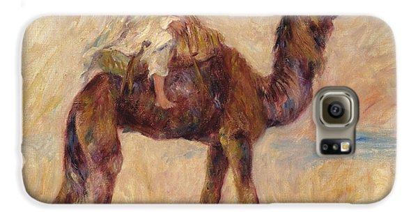 A Camel Galaxy S6 Case by Pierre Auguste Renoir