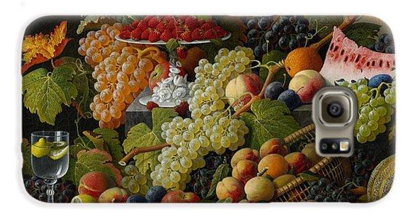 Abundant Fruit Galaxy S6 Case by Severin Roesen
