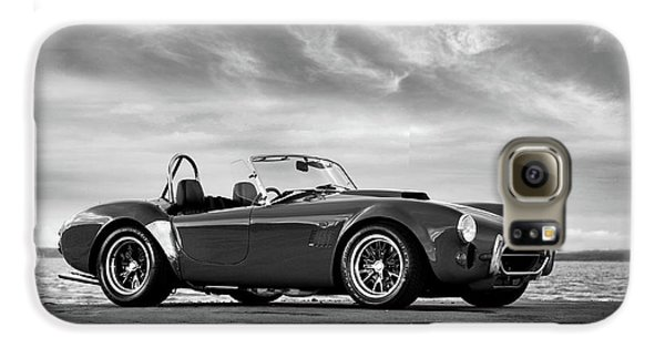 Ac Shelby Cobra Galaxy S6 Case by Mark Rogan