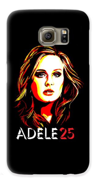 Adele 25-1 Galaxy S6 Case by Tim Gilliland
