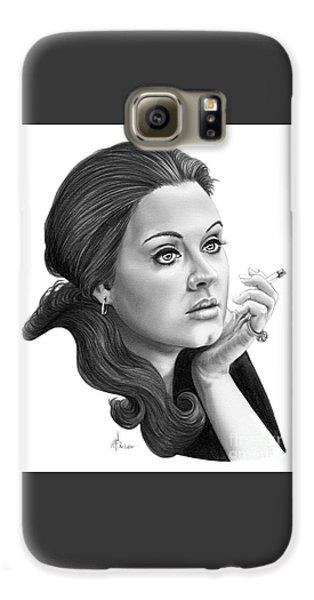 Adele Galaxy S6 Case by Murphy Elliott