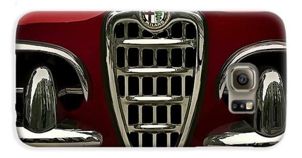Alfa Red Galaxy Case by Douglas Pittman